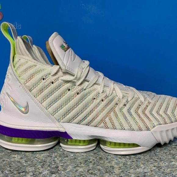 Nike Shoes | Nike Lebron Xvi 6 Mens